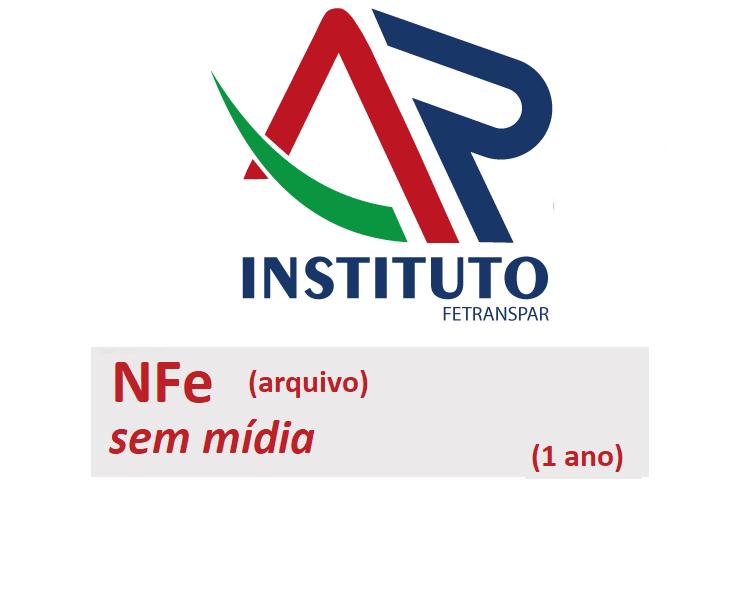NFe A3 SEM MÍDIA (VALIDADE DE 01 ANO)