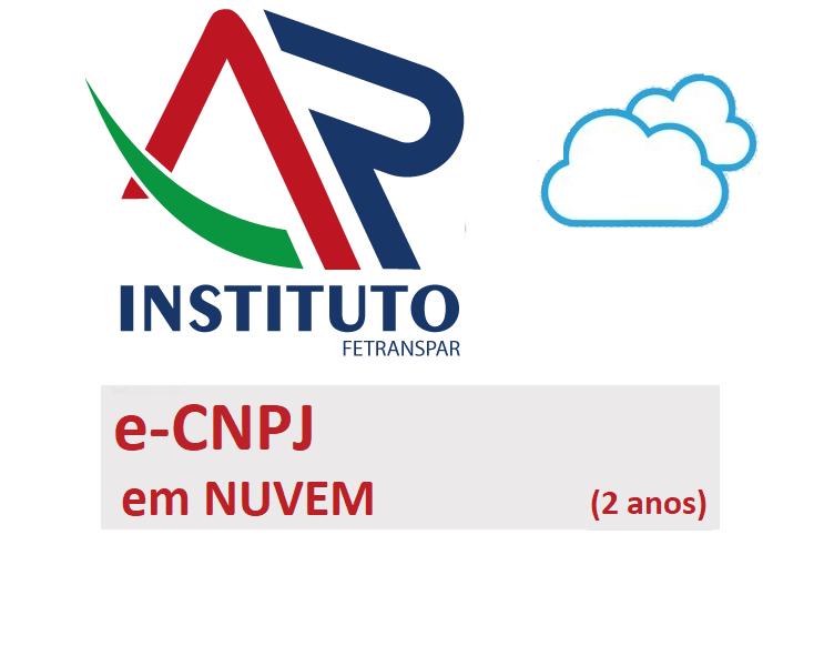 PRONUVEM e-CNPJ A3 (2 ANOS)